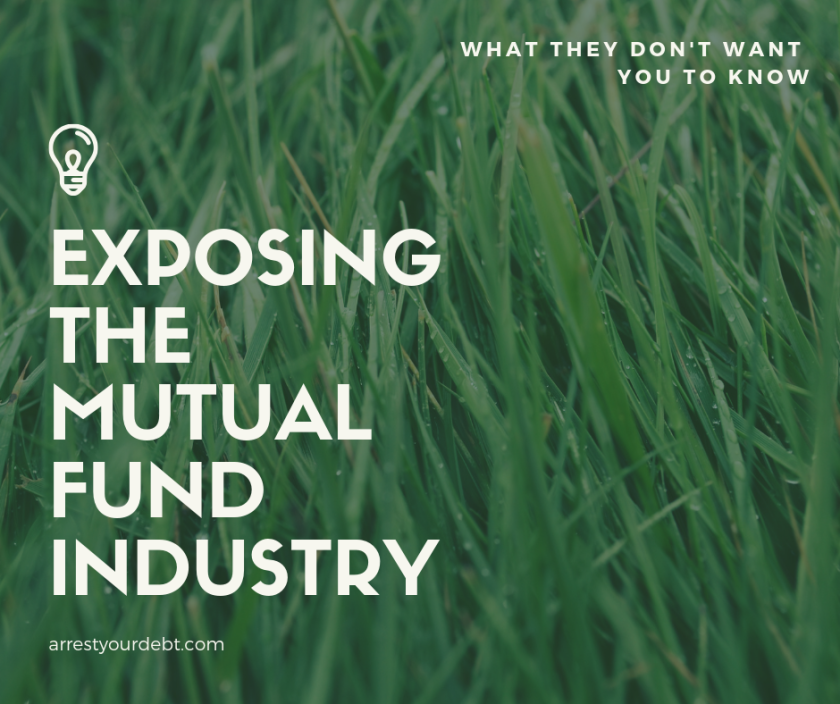 Hidden fees and commissions, what the mutual fund industry doesn't want you to know.