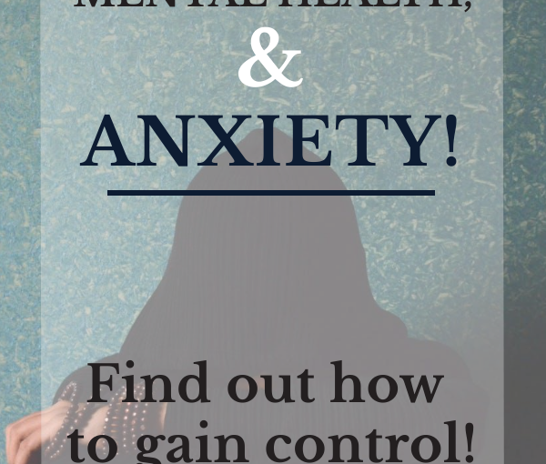 Money, Mental Health, And Anxiety