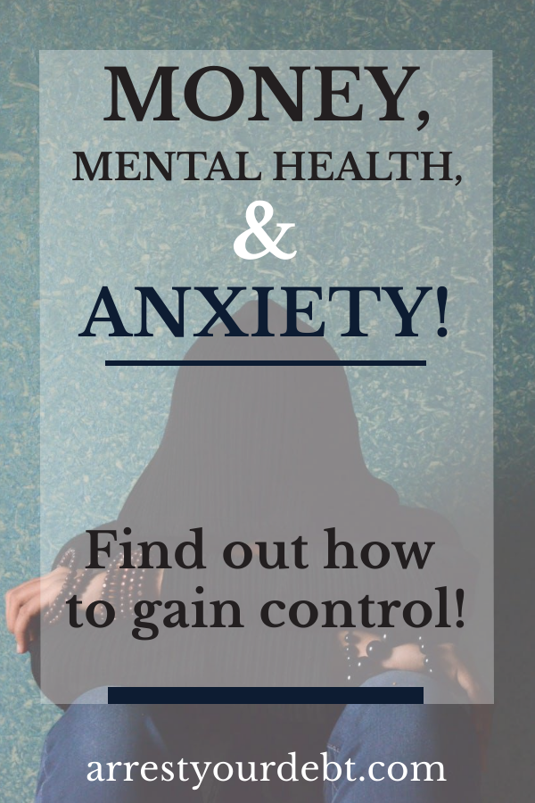 Control your money, mental health, and anxiety with these easy tips!