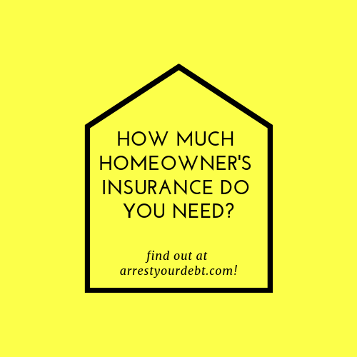 Do you know how much homeowners insurance you need? Find out below!
